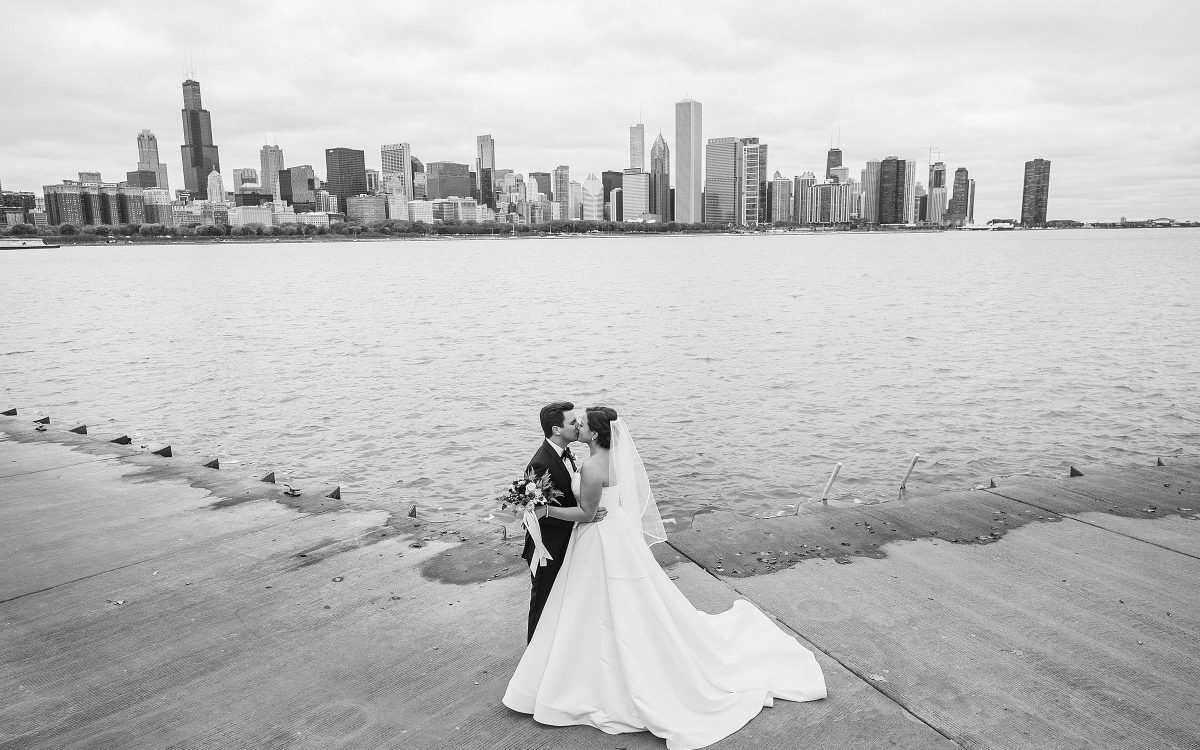 Chicago Wedding - Chicago History Museum - Claire + Jon